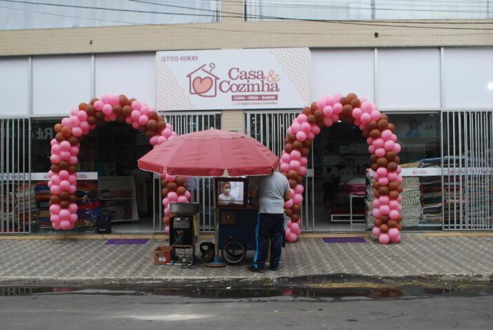 CASA & COZINHA É REINAUGURADA EM GRANDE ESTILO