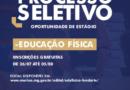 Fundarte abre processo seletivo para estudantes de educação física