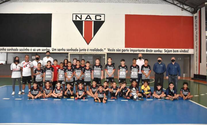 Sicredi apoia Projeto Social do NAC, que atende aproximadamente 400 crianças