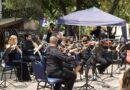 Um convite à vida: Fundação Cristiano Varella realiza grande flash mob com orquestra no Centro da cidade