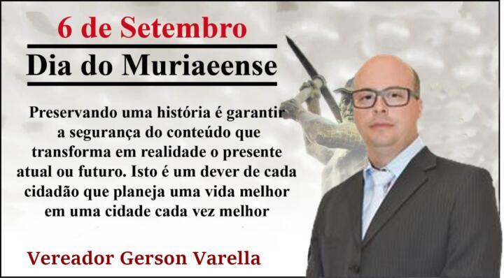 Vereador Gerson Varella
